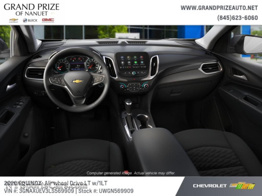 2020 Equinox LT AWD - Silver Ice Metallic / Jet Black photo #5