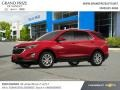 Chevrolet Equinox LT AWD Cajun Red Tintcoat photo #2