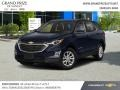 Chevrolet Equinox LT AWD Midnight Blue Metallic photo #1