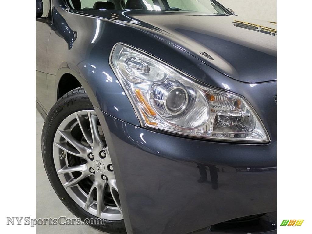 2007 G 35 S Sport Sedan - Black Obsidian / Graphite Black photo #6