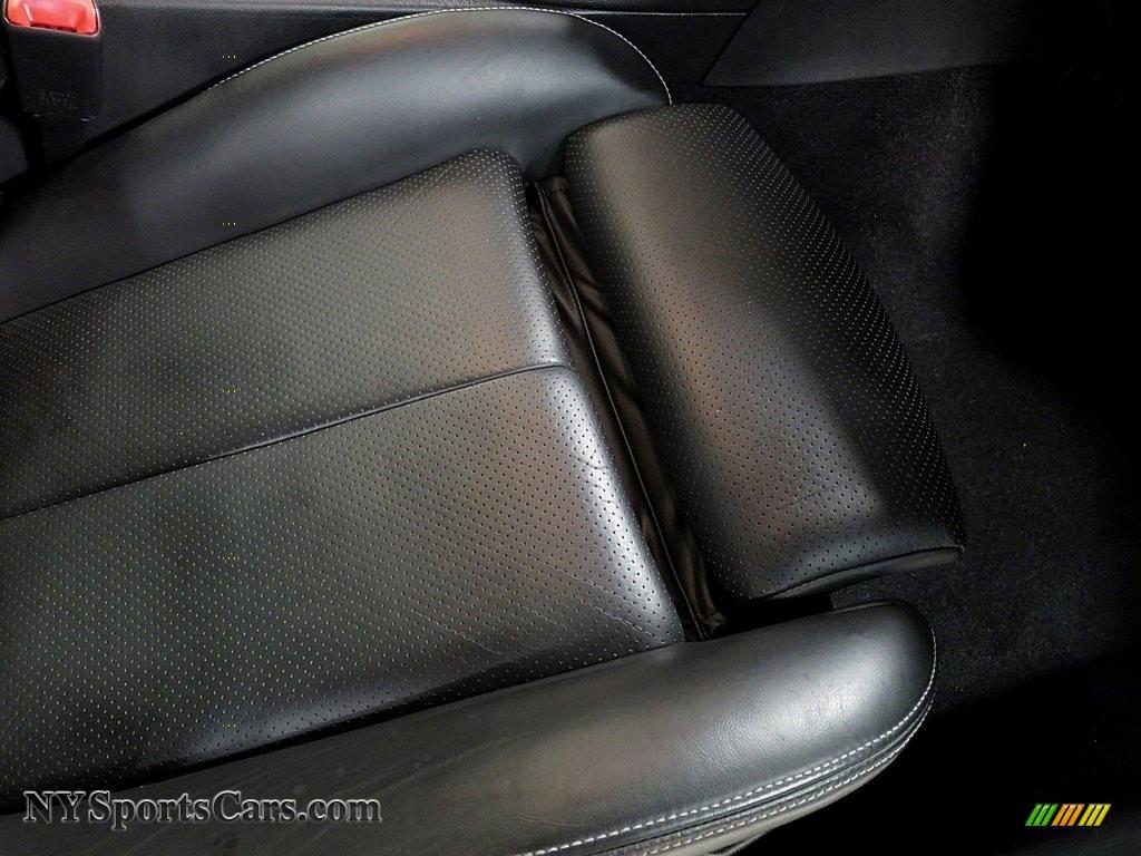 2007 G 35 S Sport Sedan - Black Obsidian / Graphite Black photo #17