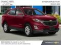 Chevrolet Equinox LT AWD Cajun Red Tintcoat photo #4
