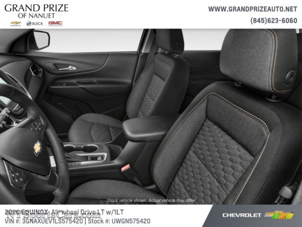 2020 Equinox LT AWD - Cajun Red Tintcoat / Jet Black photo #11