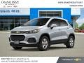Chevrolet Trax LS Silver Ice Metallic photo #1