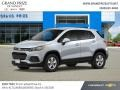 Chevrolet Trax LS Silver Ice Metallic photo #2
