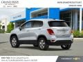 Chevrolet Trax LS Silver Ice Metallic photo #3