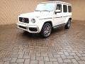 Mercedes-Benz G 63 AMG designo Diamond White Metallic photo #1