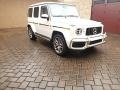 Mercedes-Benz G 63 AMG designo Diamond White Metallic photo #3