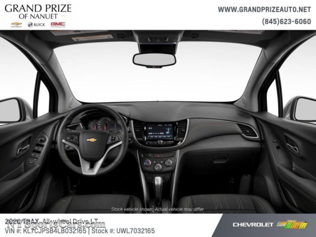 2020 Trax LT AWD - Mosaic Black Metallic / Jet Black photo #10