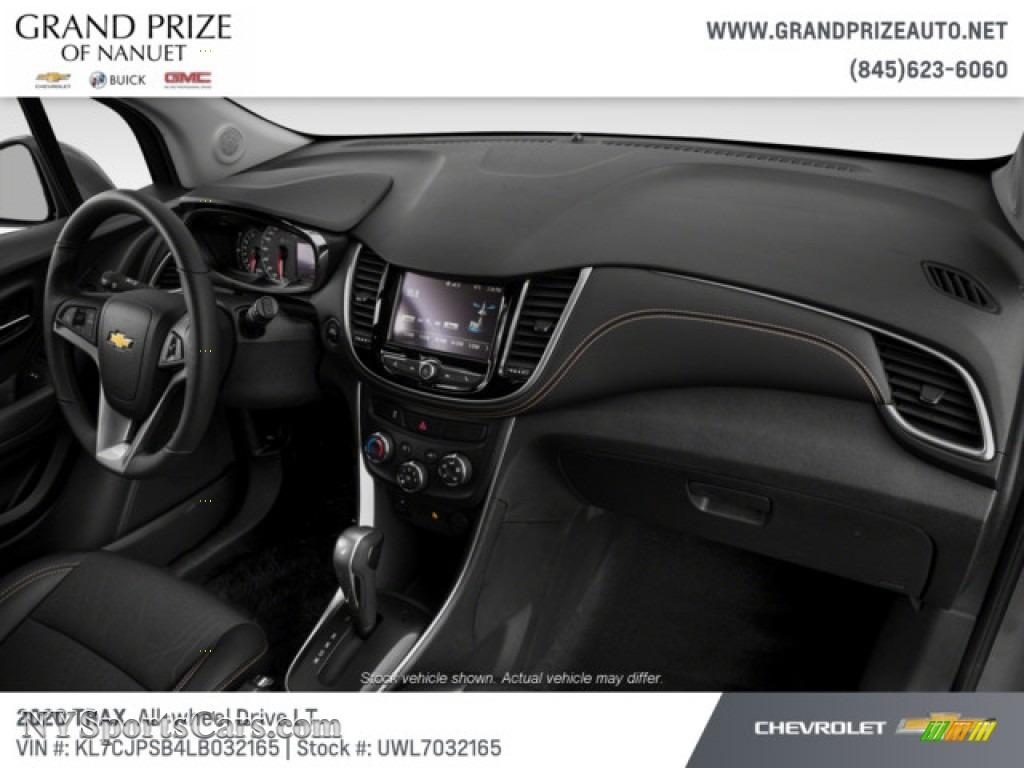 2020 Trax LT AWD - Mosaic Black Metallic / Jet Black photo #14