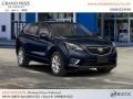Buick Envision Preferred AWD Dark Moon Blue Metallic photo #4