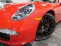 Porsche 911 Carrera S Cabriolet Guards Red photo #11