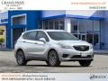 Buick Envision Essence AWD Summit White photo #4