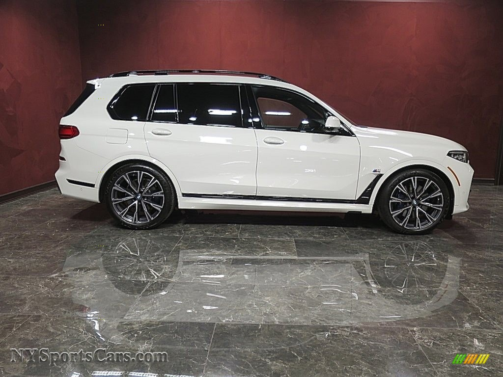 2019 X7 xDrive50i - Alpine White / Ivory White photo #5