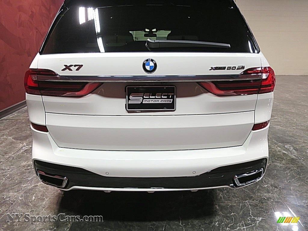 2019 X7 xDrive50i - Alpine White / Ivory White photo #6