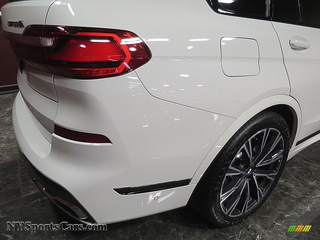 2019 X7 xDrive50i - Alpine White / Ivory White photo #7