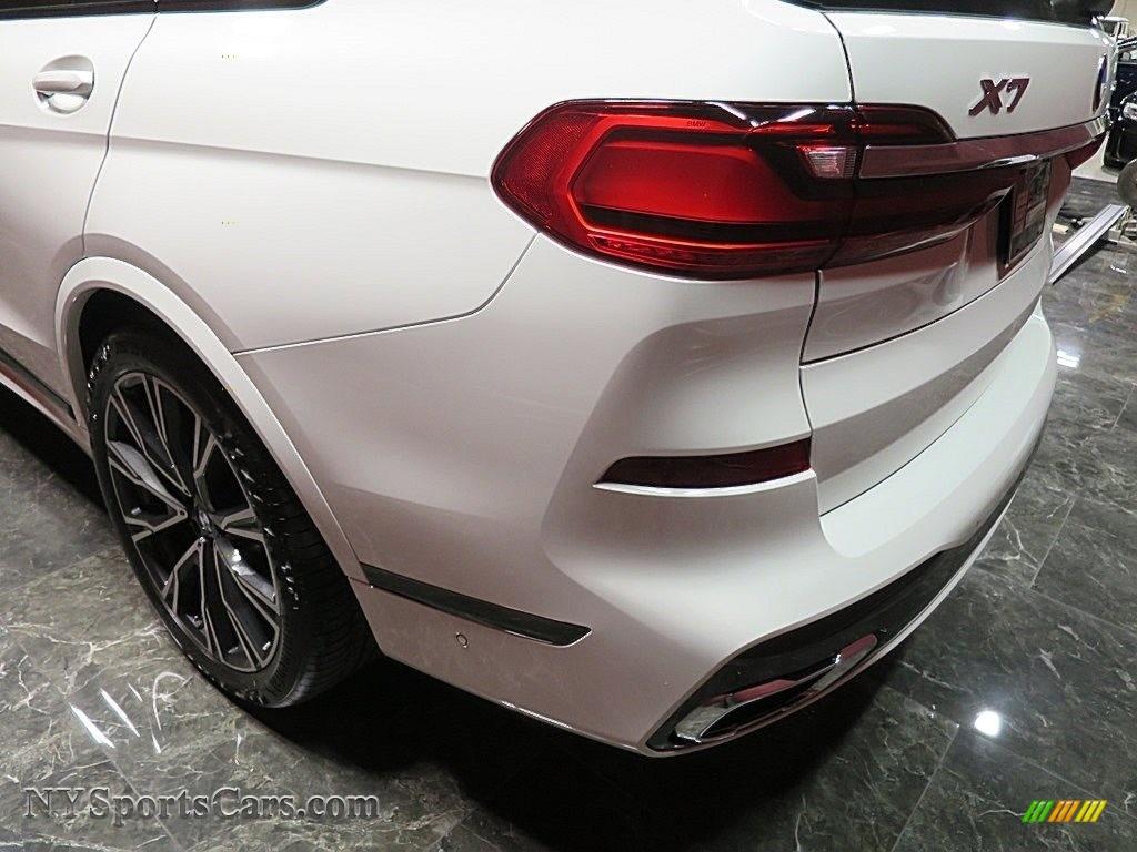 2019 X7 xDrive50i - Alpine White / Ivory White photo #8