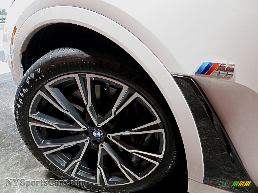2019 X7 xDrive50i - Alpine White / Ivory White photo #11