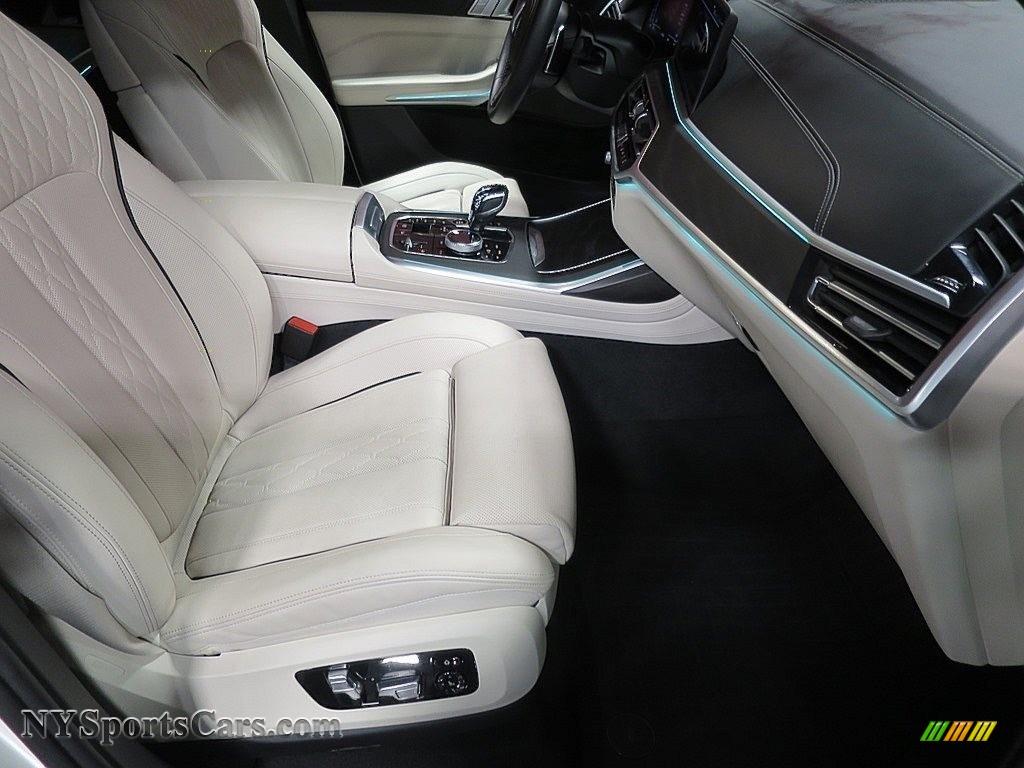 2019 X7 xDrive50i - Alpine White / Ivory White photo #22