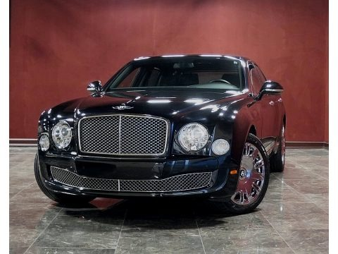 Onyx 2012 Bentley Mulsanne