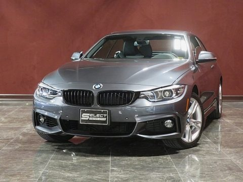 Mineral Grey Metallic 2019 BMW 4 Series 440i xDrive Coupe