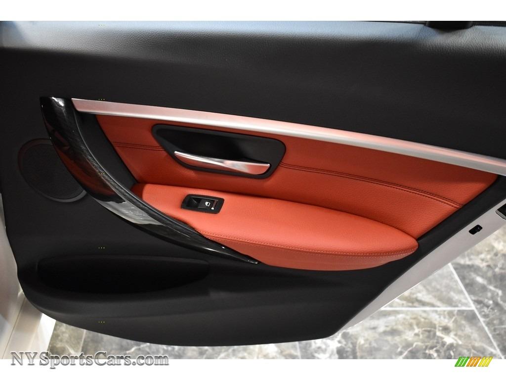 2017 3 Series 330i xDrive Sedan - Alpine White / Coral Red photo #15