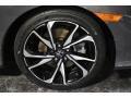 Honda Civic Si Coupe Modern Steel Metallic photo #6