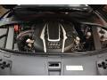 Audi A8 L 4.0T quattro Monsoon Gray Metallic photo #35
