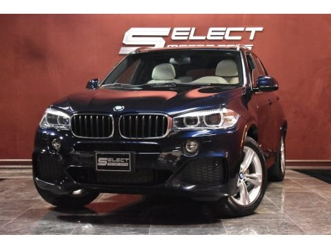 Carbon Black Metallic 2017 BMW X5 xDrive35i