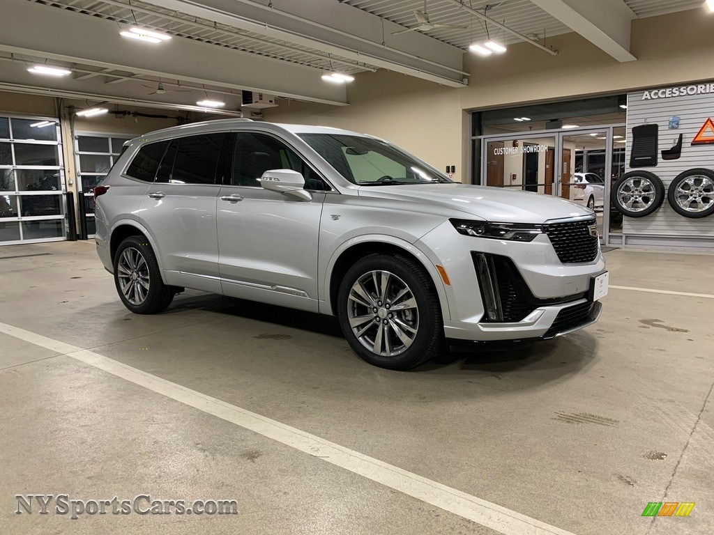 2020 XT6 Premium Luxury AWD - Radiant Silver Metallic / Jet Black photo #1