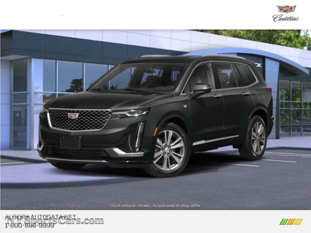 2020 XT6 Premium Luxury AWD - Shadow Metallic / Jet Black photo #1