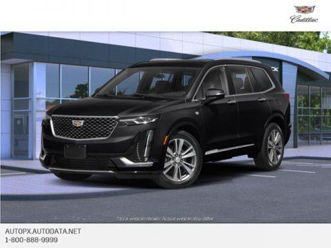 Stellar Black Metallic 2020 Cadillac XT6 Premium Luxury AWD