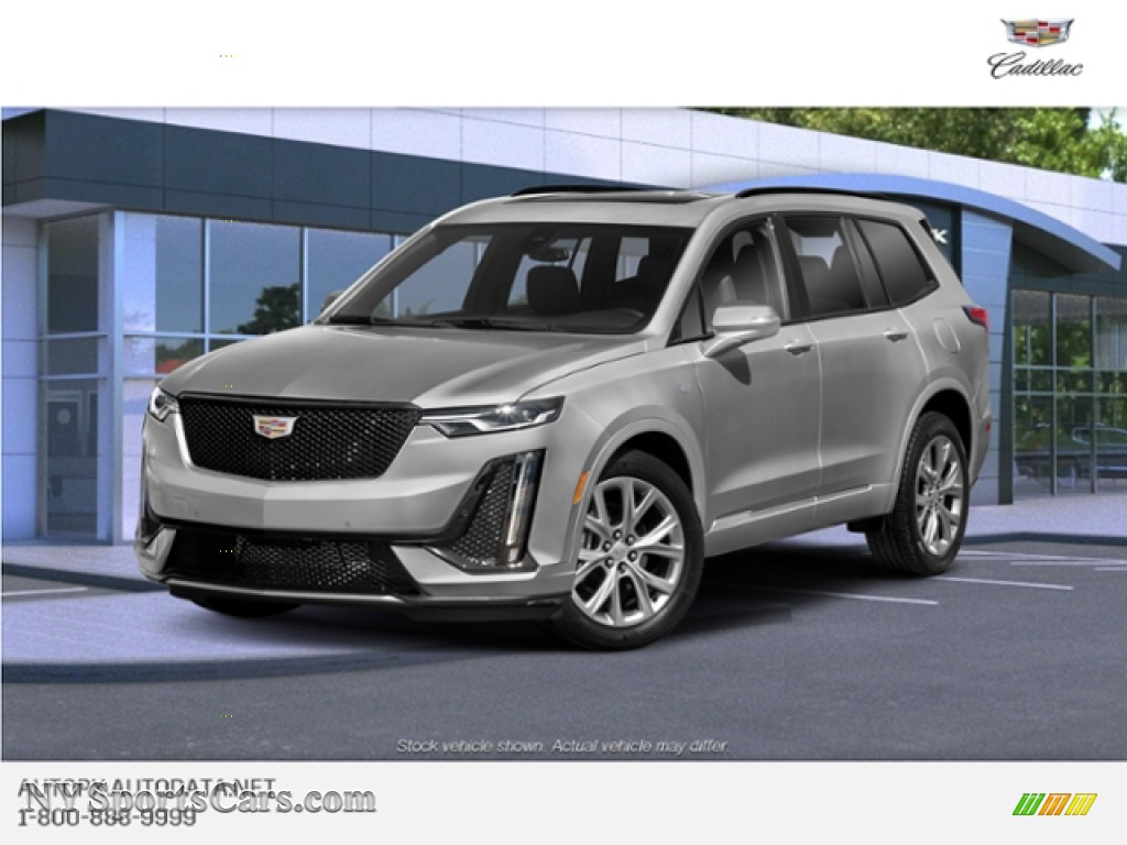 2020 XT6 Sport AWD - Radiant Silver Metallic / Jet Black photo #1