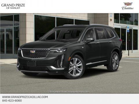 Shadow Metallic 2020 Cadillac XT6 Premium Luxury AWD