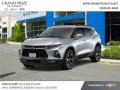 Chevrolet Blazer RS AWD Silver Ice Metallic photo #1