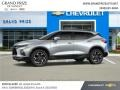 Chevrolet Blazer RS AWD Silver Ice Metallic photo #2