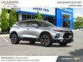 Chevrolet Blazer RS AWD Silver Ice Metallic photo #3