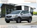 Buick Envision Preferred AWD Satin Steel Metallic photo #1