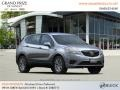 Buick Envision Preferred AWD Satin Steel Metallic photo #4
