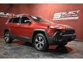 Jeep Cherokee Trailhawk 4x4 Deep Cherry Red Crystal Pearl photo #3