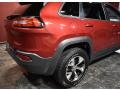 Jeep Cherokee Trailhawk 4x4 Deep Cherry Red Crystal Pearl photo #5