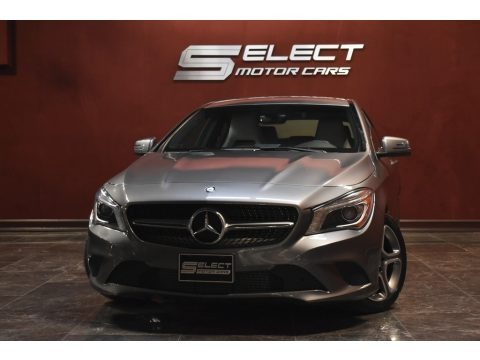 Mountain Gray Metallic 2014 Mercedes-Benz CLA 250