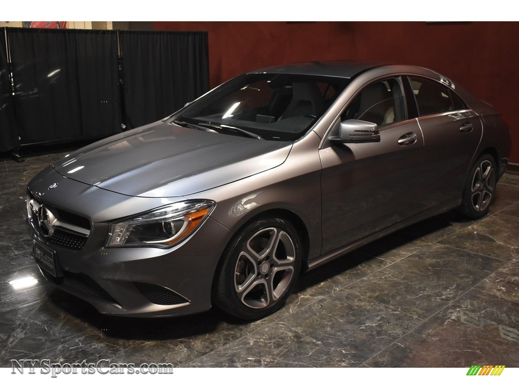2014 CLA 250 - Mountain Gray Metallic / Ash photo #5