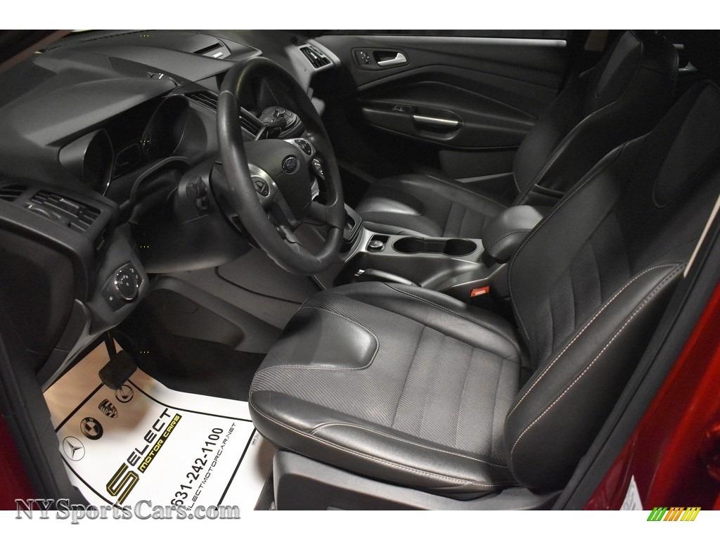 2015 Escape SE 4WD - Ruby Red Metallic / Charcoal Black photo #8