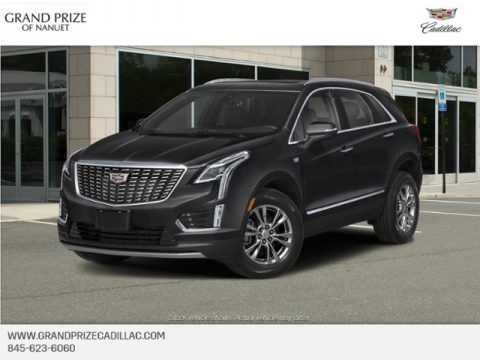 Manhattan Noir Metallic 2020 Cadillac XT5 Premium Luxury AWD