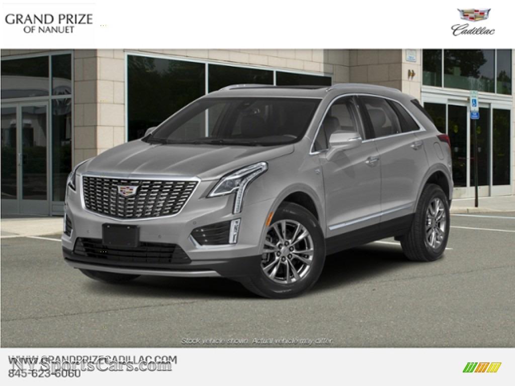 2020 XT5 Premium Luxury AWD - Radiant Silver Metallic / Jet Black photo #1