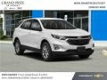 Chevrolet Equinox LS Summit White photo #4