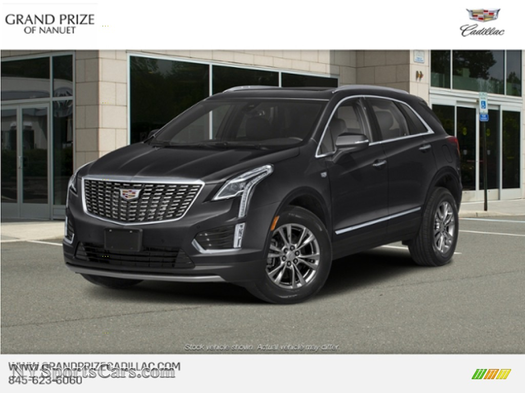 2020 XT5 Premium Luxury AWD - Radiant Silver Metallic / Jet Black photo #1