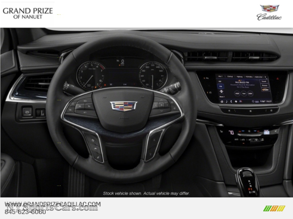2020 XT5 Premium Luxury AWD - Radiant Silver Metallic / Jet Black photo #9