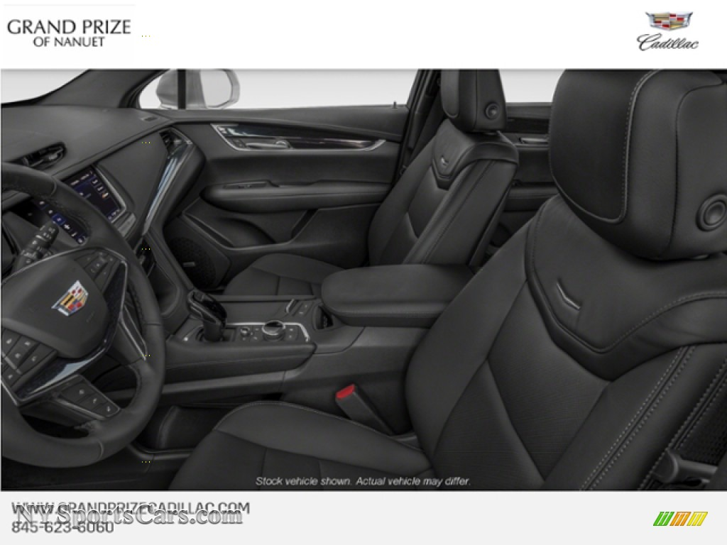 2020 XT5 Premium Luxury AWD - Radiant Silver Metallic / Jet Black photo #11